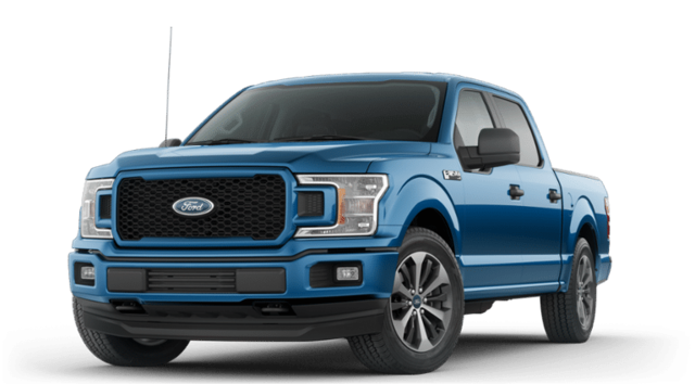 New 2019 Ford F-150 STX Truck SuperCrew Cab Denver